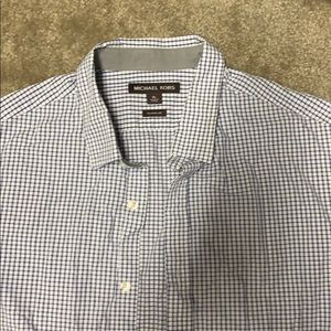 Michael Kors Men's Button up